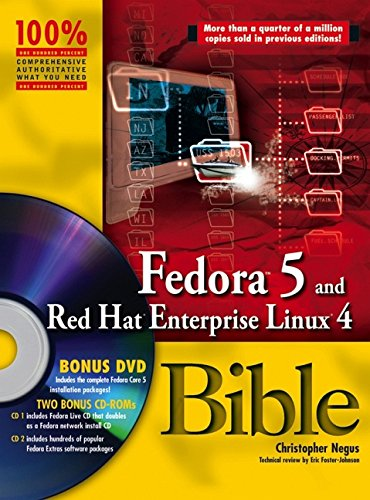 Fedora 5 and Red Hat Enterprise Linux: Christopher Negus