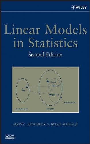 9780471754985: Linear Models in Statistics (Wiley Series in Probability and Statistics)