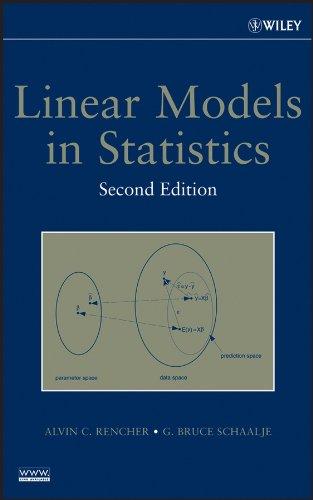 9780471754985: Linear Models in Statistics