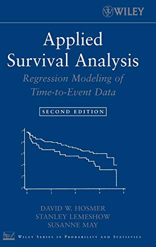 9780471754992: Applied Survival Analysis: Regression Modeling of Time to Event Data