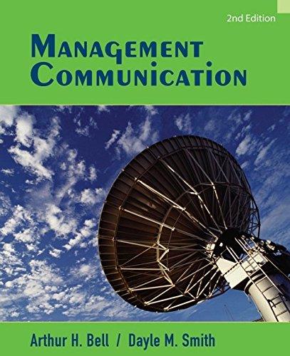 9780471755241: Management Communication