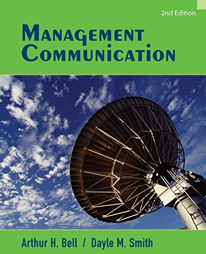 9780471755241: Management Communication