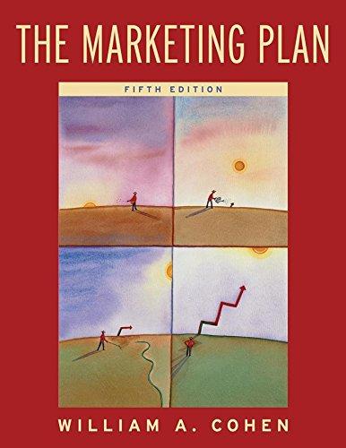 9780471755296: Marketing Plan 5e