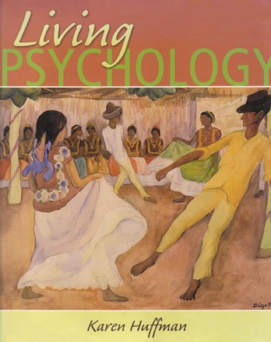 9780471756552: Living Psychology: Textbook and Student Study Guide