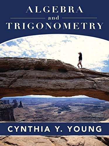 9780471756835: Algebra and Trigonometry
