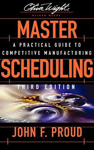 9780471757276: Master Scheduling: A Practical Guide to Competitive Manufacturing