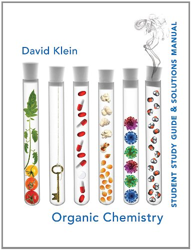 9780471757399: Student Study Guide and Solutions Manual for Organic Chemistry