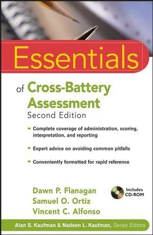 9780471757719: Essentials of Cross-Battery Assessment
