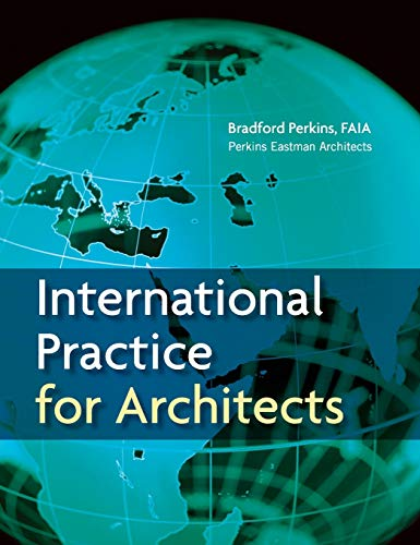International practice for architects.