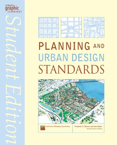 9780471760900: Planning and Urban Design Standards