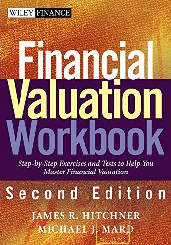 9780471761181: Financial Valuation Workbook: Step-by-Step Exercises to Help You Master Financial Valuation