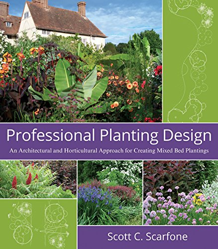 9780471761396: Professional Planting Design: An Architectural and Horticultural Approach for Creating Mixed Bed Plantings