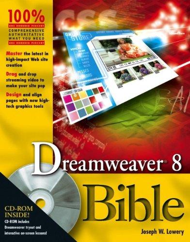 9780471763123: Dreamweaver 8 Bible (Bible (Wiley))