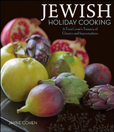 9780471763871: Jewish Holiday Cooking: A Food Lover's Treasury of Classics and Improvisations