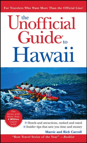 9780471763932: The Unofficial Guide to Hawaii (Unofficial Guides)