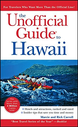 9780471763932: The Unofficial Guideto Hawaii (Unofficial Guides)