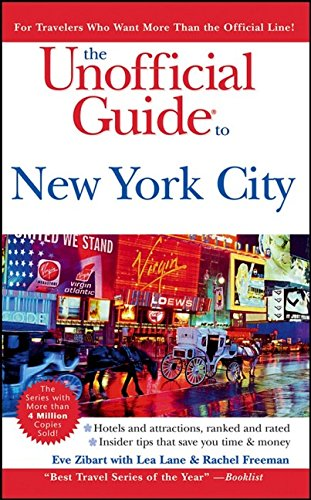 9780471763963: The Unofficial Guide to New York City (Unofficial Guides)