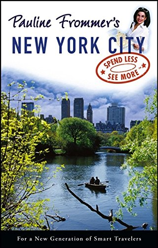 9780471767114: Pauline Frommer's New York City (Pauline Frommer Guides)