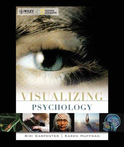 9780471767961: Visualizing Psychology (Visualizing Series)
