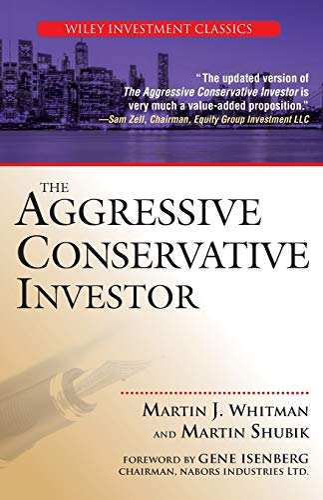 9780471768050: The Aggressive Conservative Investor