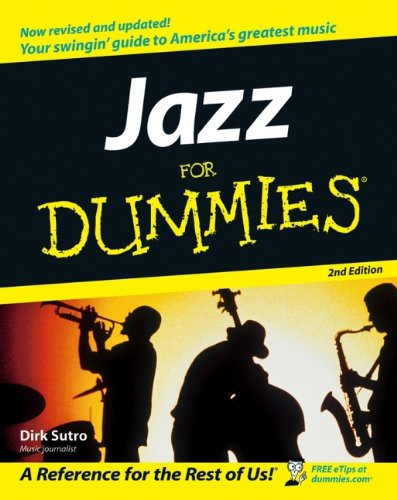 9780471768449: Jazz For Dummies, 2nd Edition