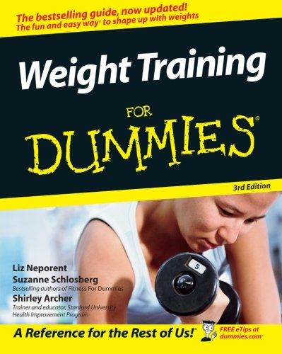 9780471768456: Weight Training for Dummies