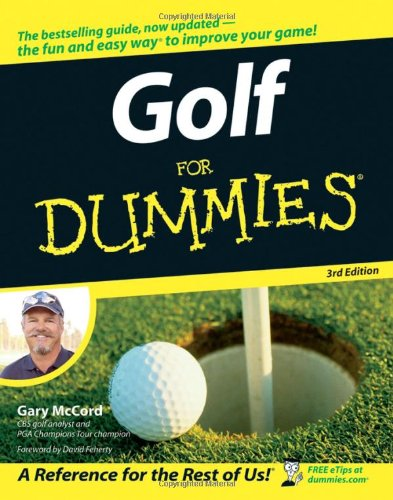 9780471768715: Golf For Dummies