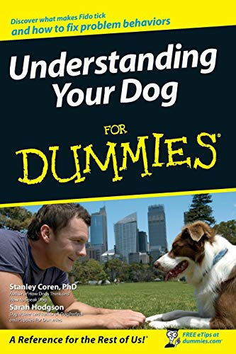9780471768739: Understanding Your Dog for Dummies