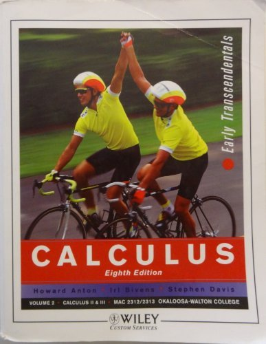 Calculus Late Transcendentals Combined ninth Edition