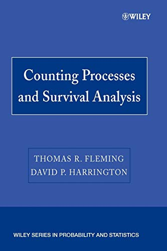 9780471769880: Counting Processes and Survival Analysis