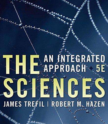 9780471769927: The Sciences: An Integrated Approach