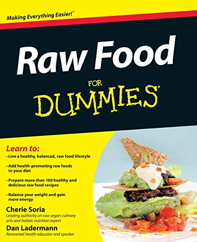 9780471770114: Raw Food for Dummies