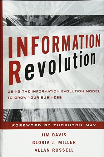 9780471770725: Information Revolution : Using the Information Evolution Model to Grow Your Business