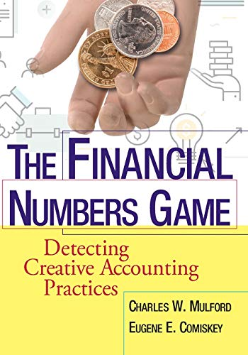 9780471770732: The Financial Numbers Game: Detecting Creative Accounting Practices