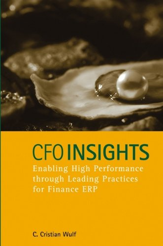 9780471770831: CFO Insights: Enabling High Performance Through Leading Practices for Finance ERP