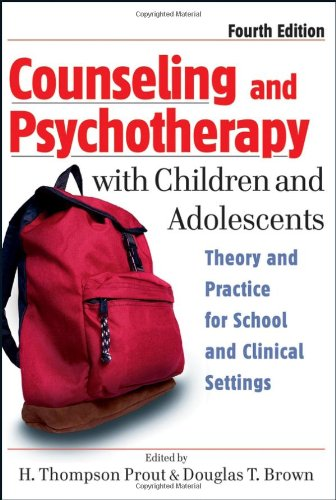 9780471770916: Counseling and Psychotherapy with Children and Adolescents: Theory and Practice for School and Clinical Settings