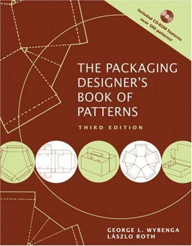 9780471771463: The Packaging Designer's Book of Patterns with CDROM