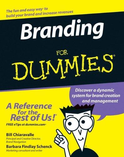 9780471771593: Branding for Dummies