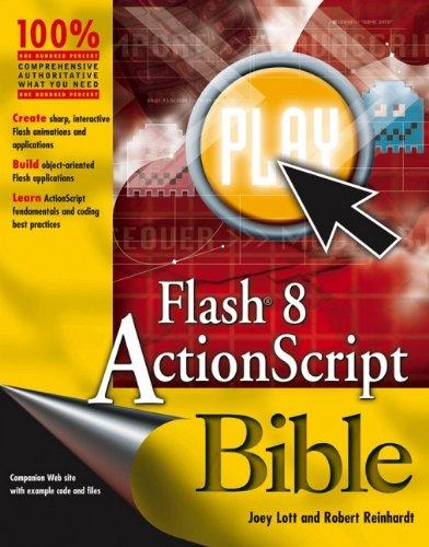 9780471771975: Flash 8 ActionScript Bible