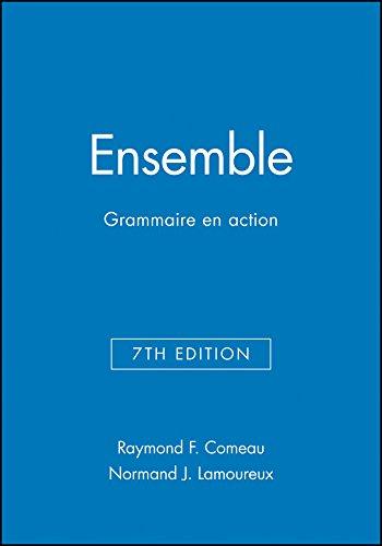 9780471772125: Ensemble, Video DVD: Grammaire en action
