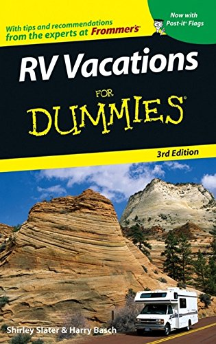 9780471772583: Rv Vacations for Dummies