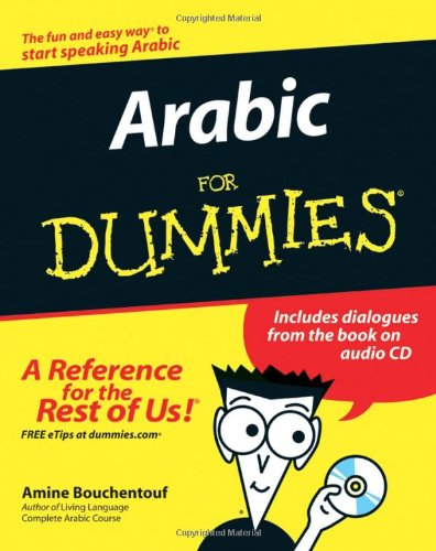 9780471772705: Arabic For Dummies