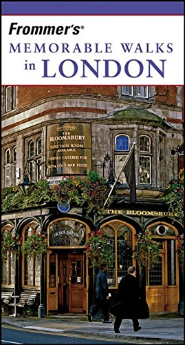 9780471773382: Frommer's Memorable Walks in London