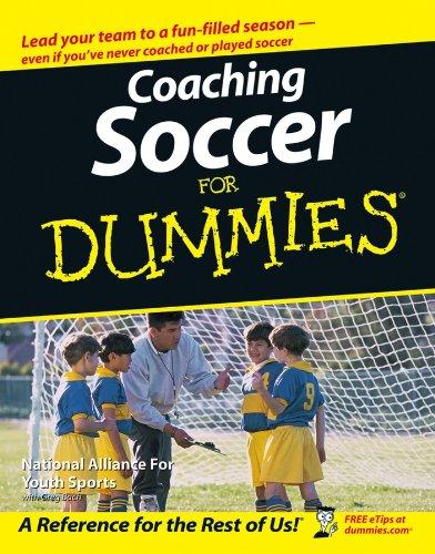9780471773818: Coaching Soccer for Dummies