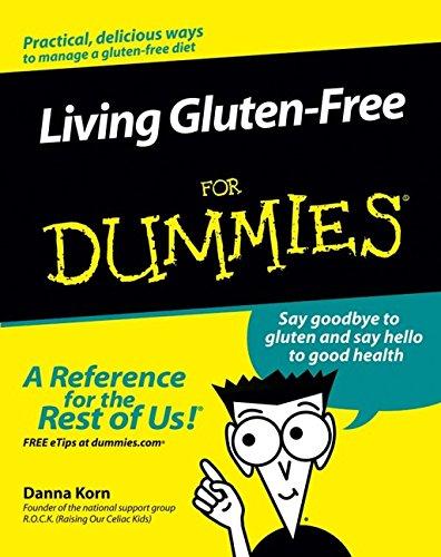 9780471773832: Living Gluten-Free For Dummies