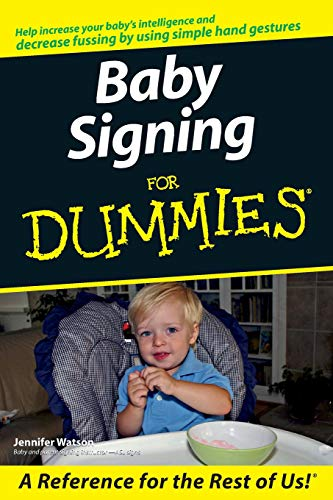 9780471773863: Baby Signing For Dummies