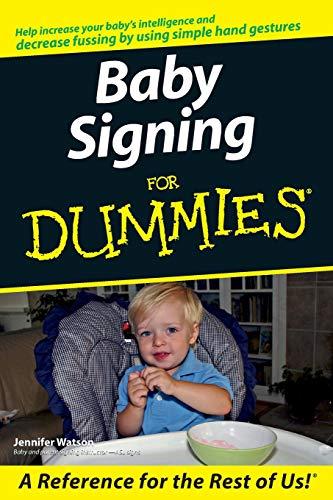 Baby Signing For Dummies: Jennifer Watson