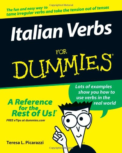 9780471773894: Italian Verbs for Dummies