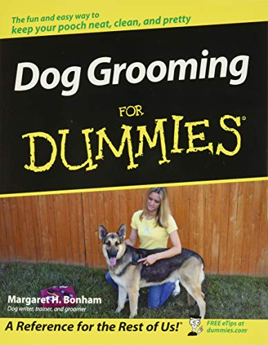9780471773900: Dog Grooming for Dummies