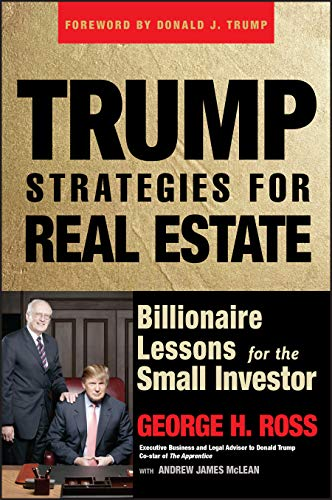 9780471774341: Trump Strategies for Real Estate: Billionaire Lessons for the Small Investor